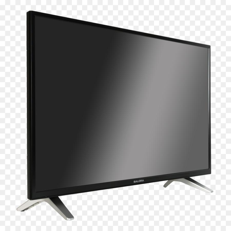 Fernseher Mit Led Hintergrundbeleuchtung Und Lcd Computer Monitore