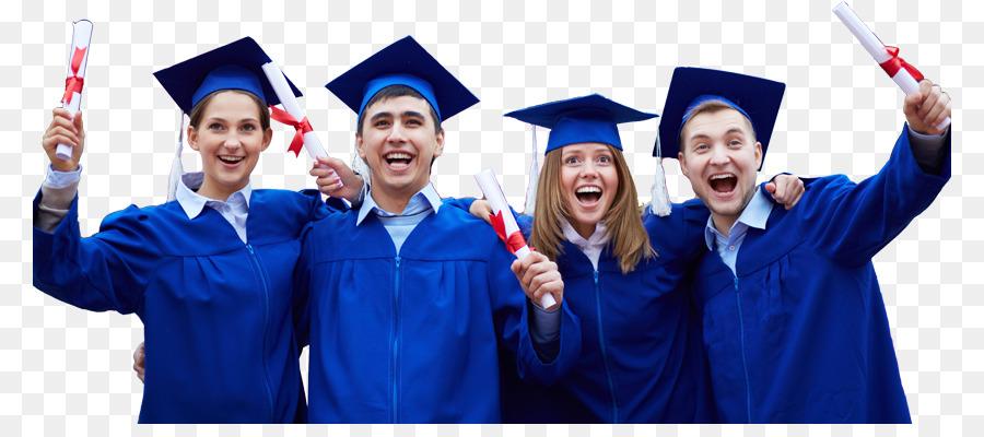Academic dress Graduation ceremony Square academic cap Gown ...
