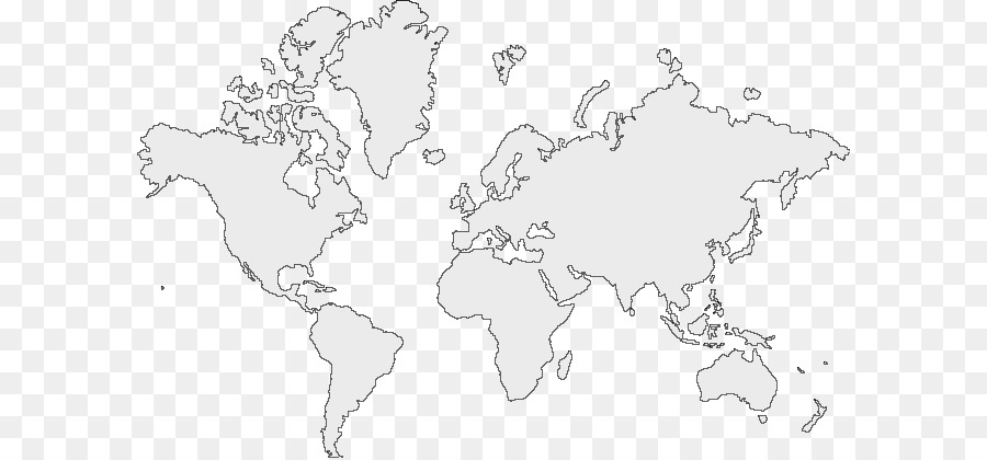 World Map Drawing Globe World Map Png Download 650 418 Free