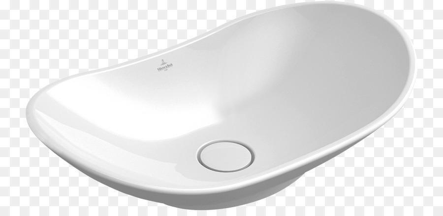 Waschbecken Villeroy Boch Arbeitsplatte Porzellan Badezimmer
