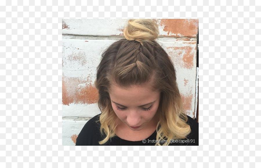 Lange Haare Flechten Bun Frisur Haar Png Herunterladen 790 569
