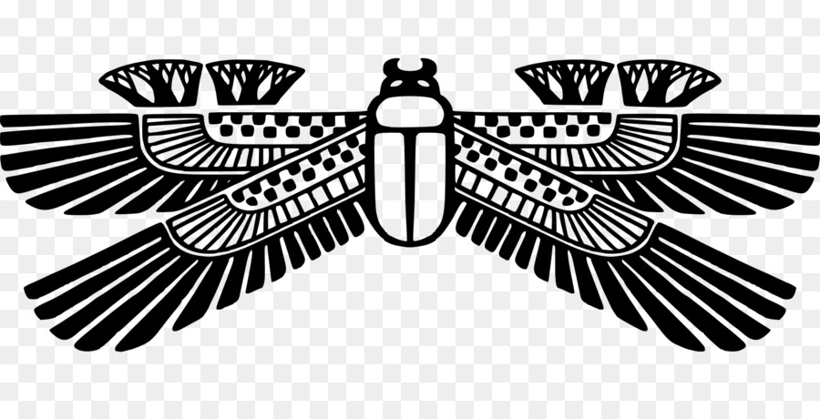 Ancient Egypt Scarab Winged Sun Clip Art Egypt Png Download 1920