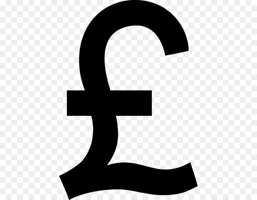 Pound Sign Pound Sterling Currency Symbol Clip Art Symbol Png