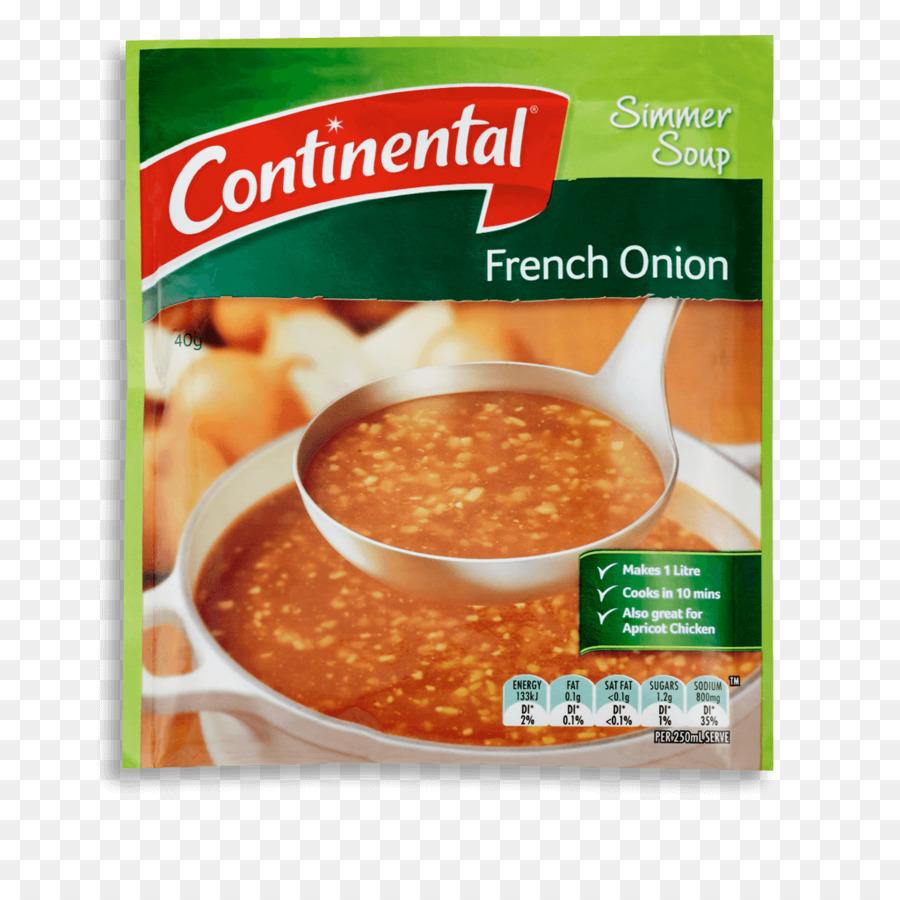 Französische Zwiebel-Suppe-Sauce der französischen Küche-Rezept ...