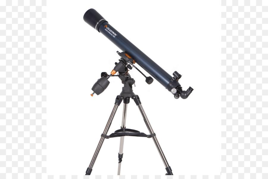 Refracting telescope celestron 21064 astromaster 90 eq refraktor