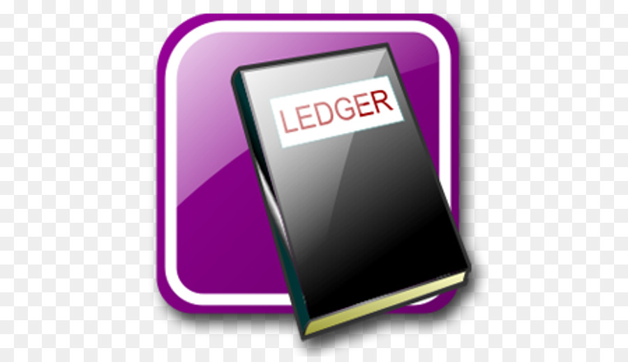 General Ledger Accounting Computer Icons