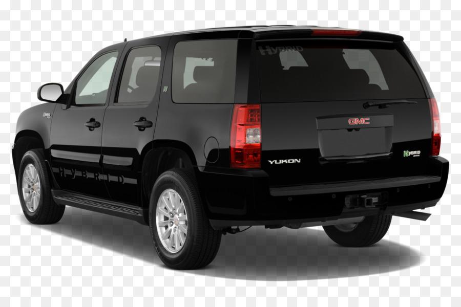 2008 Gmc Yukon Hybrid 2010 Car Xl Png 1360 903 Free Transpa