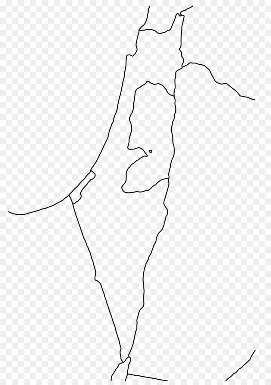 Blank Map Of Israel israel map png download   2000*2828   Free Transparent Blank Map