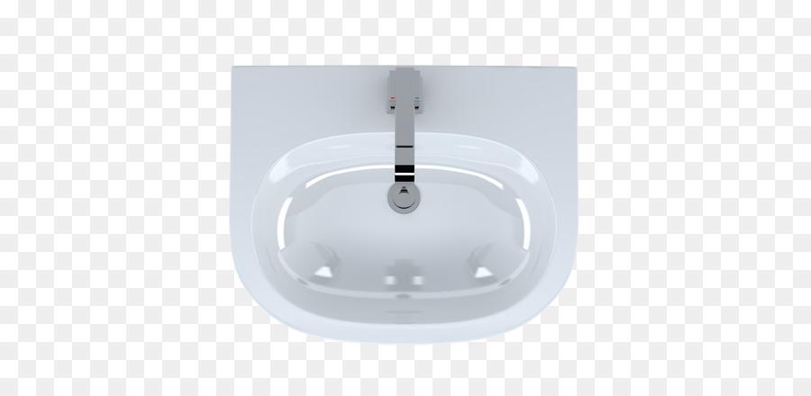 Ceramic Kitchen Sink Glass Tap   Top View Toilet