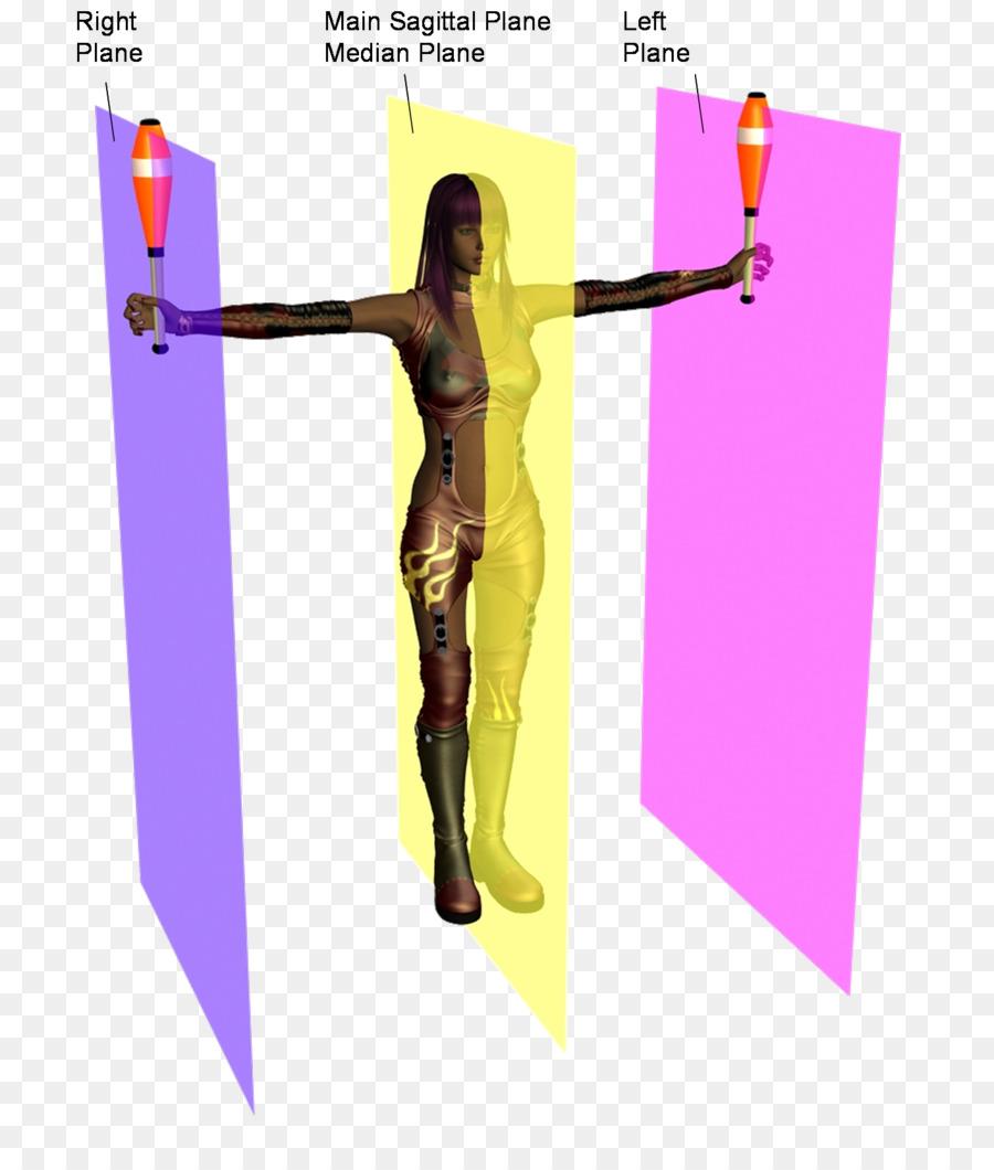 Sagittal plane Coronal plane As Transverse plane - Plane png ...