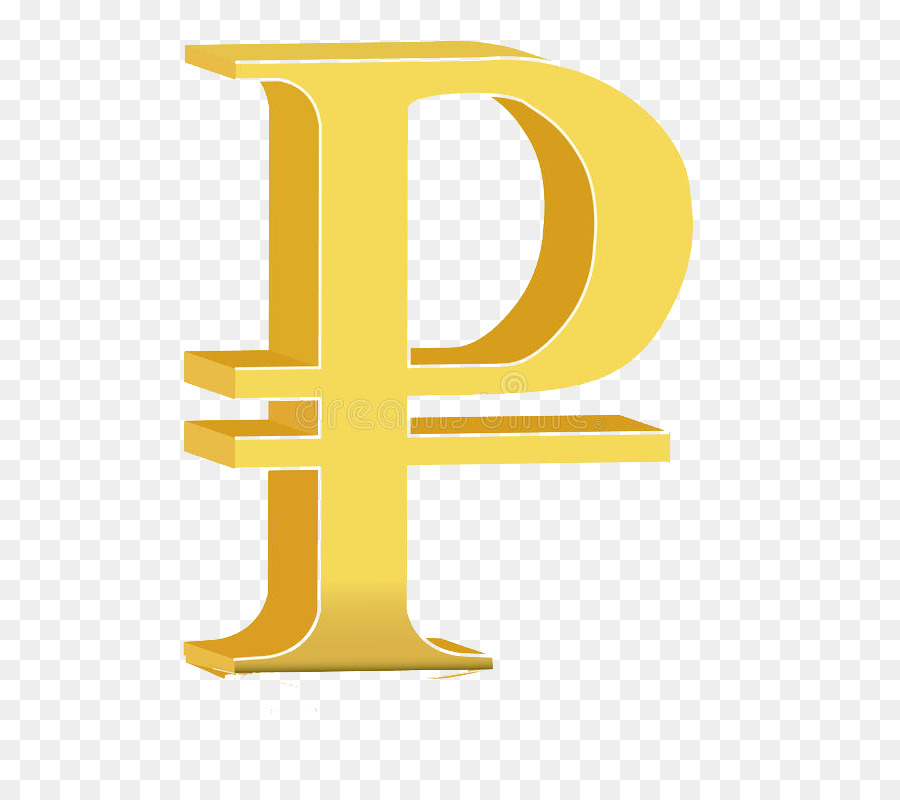 Russian Ruble Currency Symbol Ruble Sign Russia Png Download 800