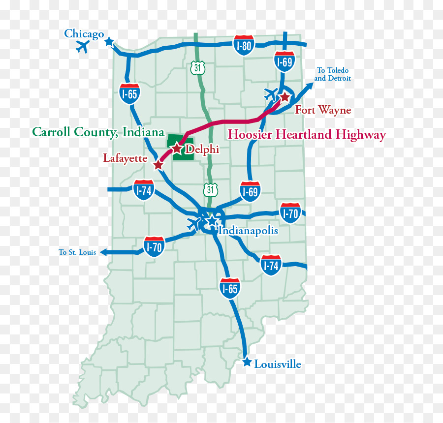 Delphi Map Interstate 40 Interstate 65 Us Interstate Highway System - Us-highway-40-map