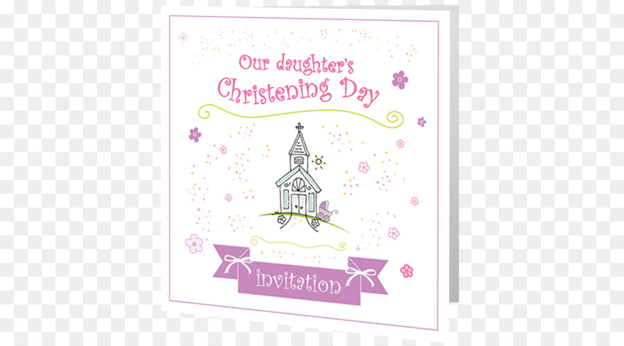 Greeting note cards pink m character font christening invitation greeting note cards pink m character font christening invitation m4hsunfo