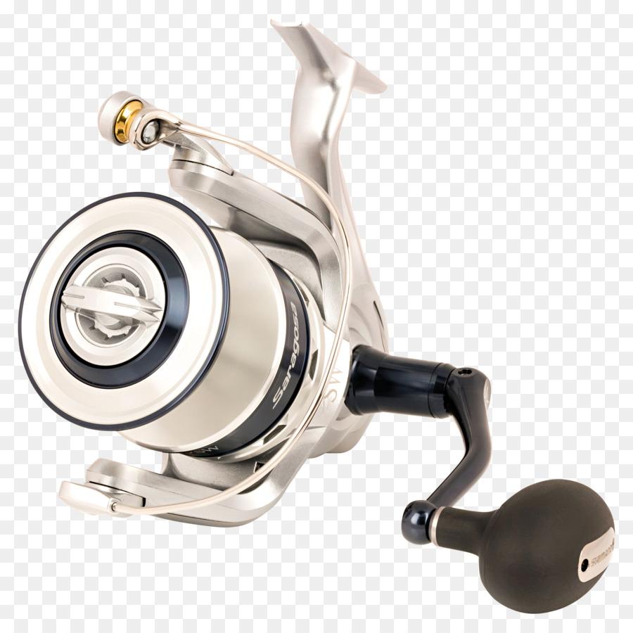 Shimano Saragosa Spinning Reel Hardware png download - 2807*2807