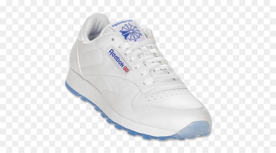 Classique Reebok Blanches De Chaussure Des Baskets Skate TqRIIw