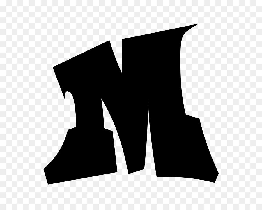 Wildstyle Graffiti Letter M Font