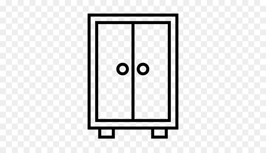 Armoires Wardrobes Cupboard Computer Icons Black And White Png