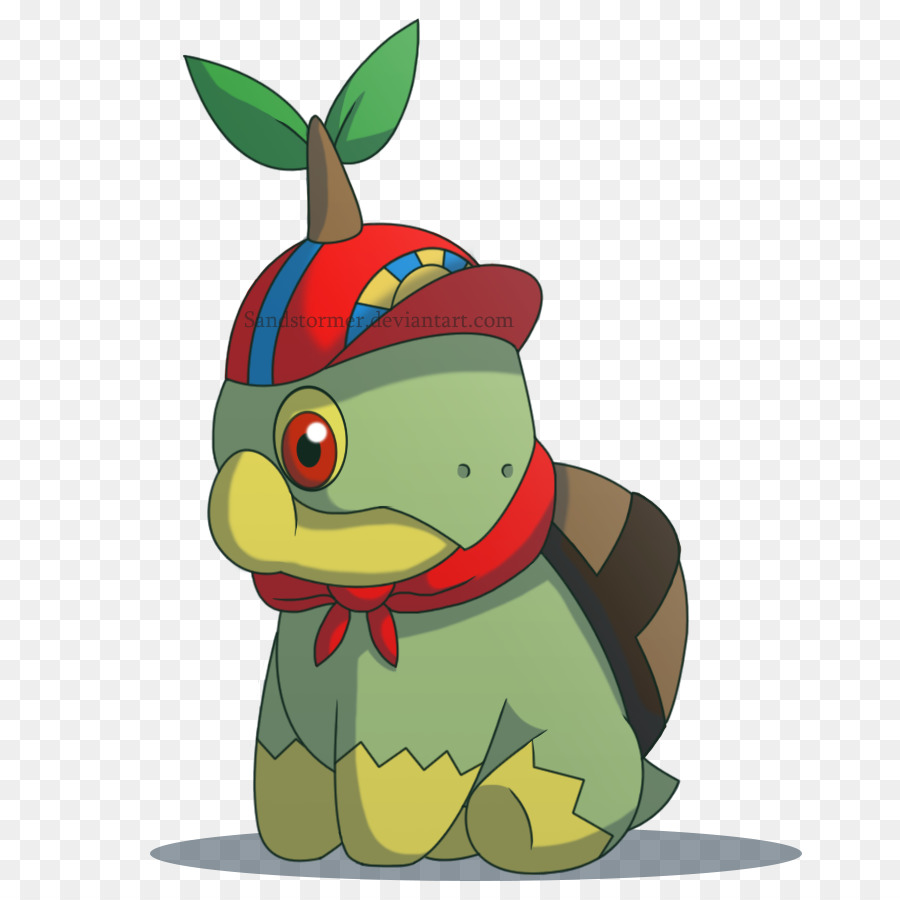 Turtwig Zeichnung Torterra Grotle Clip Art Pokemon Png