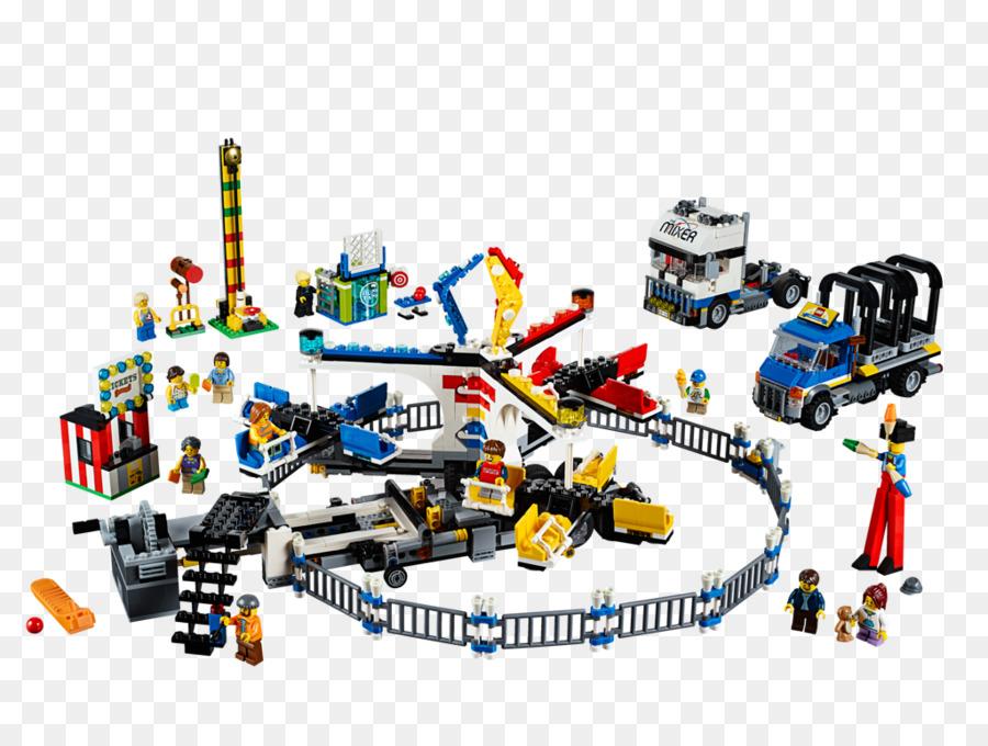 LEGO 10244 Creator Fairground Mixer Lego Creator Toy Lego
