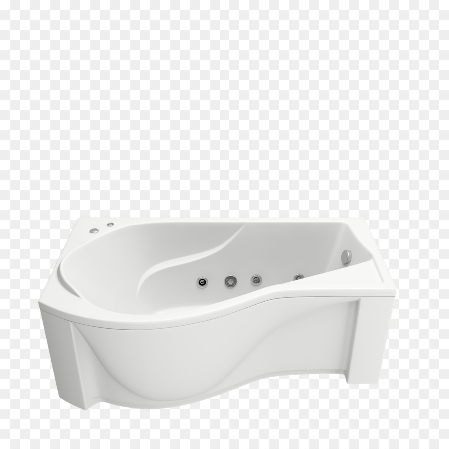 Bathtub Bathroom Akvita Price Акрил - bathtub png download - 1280 ...