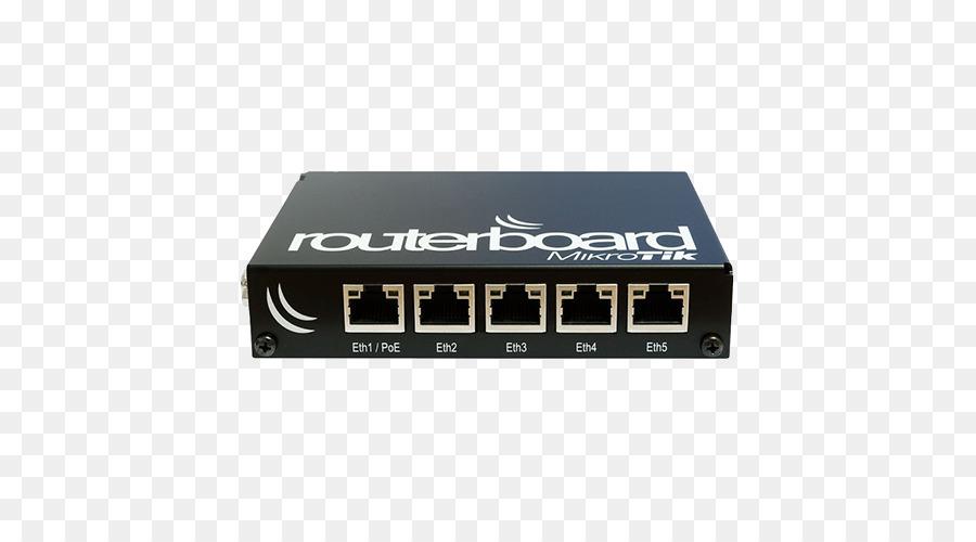 MikroTik RouterBOARD RB850Gx2 MikroTik RouterOS - otros png