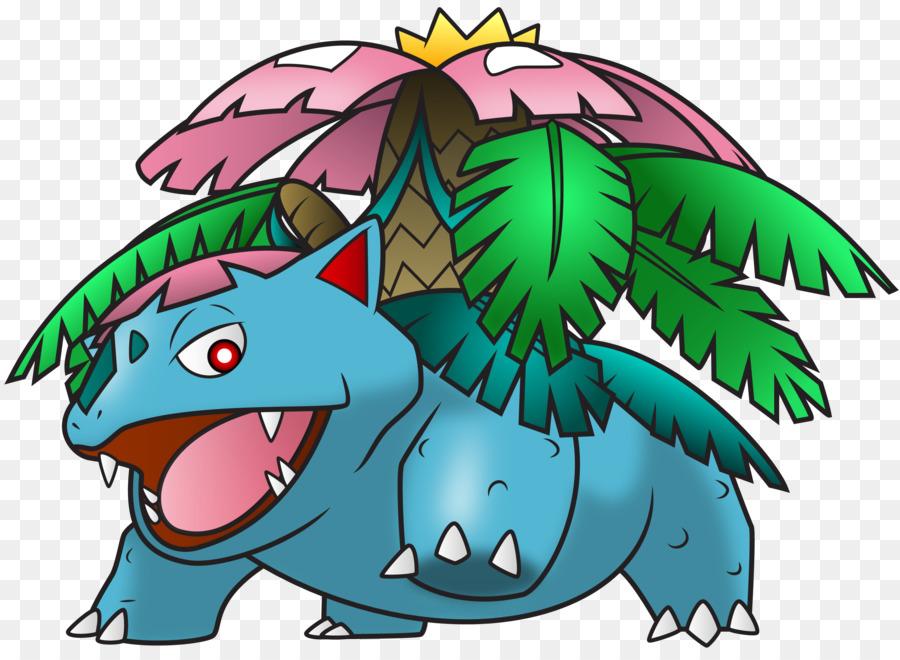 Pokémon rojo fuego y verde hoja Venusaur Pokémon IR Ivysaur - otros ...