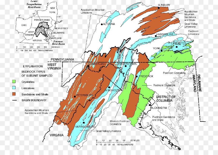 Washington Dc Map Download.Radon Mitigation Washington D C Water Table Maryland Map Png