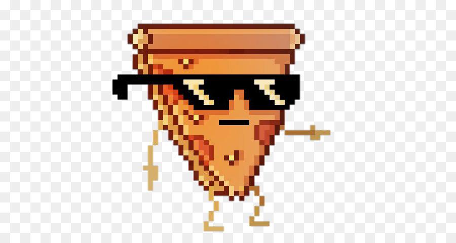 Pixel Art Pizza YouTube