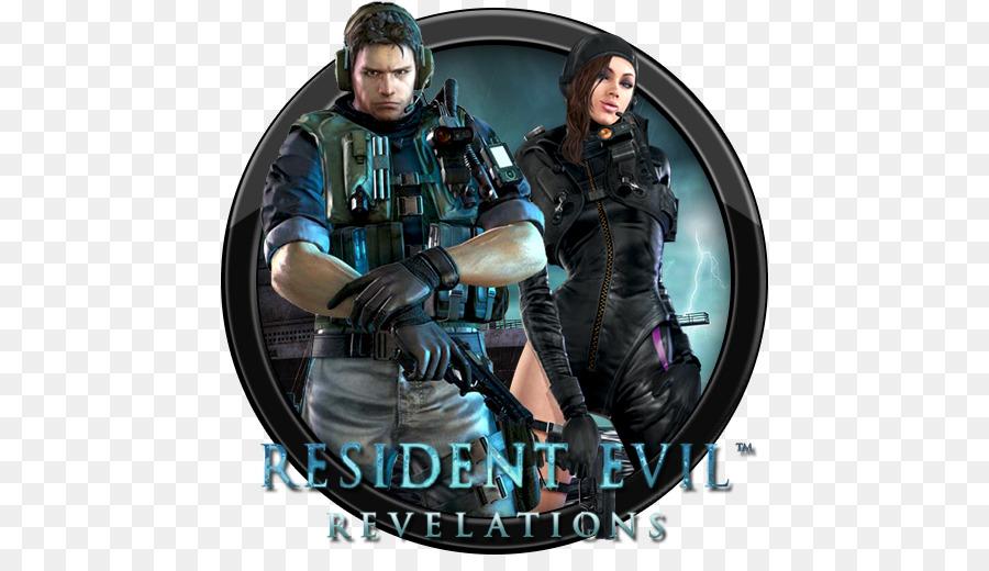 Resident Evil Revelations Mercenary png download - 512*512