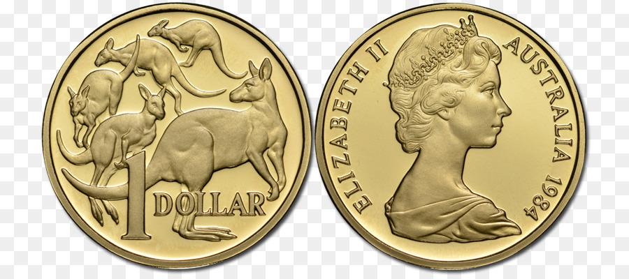 Royal Australian Mint One Dollar Coin