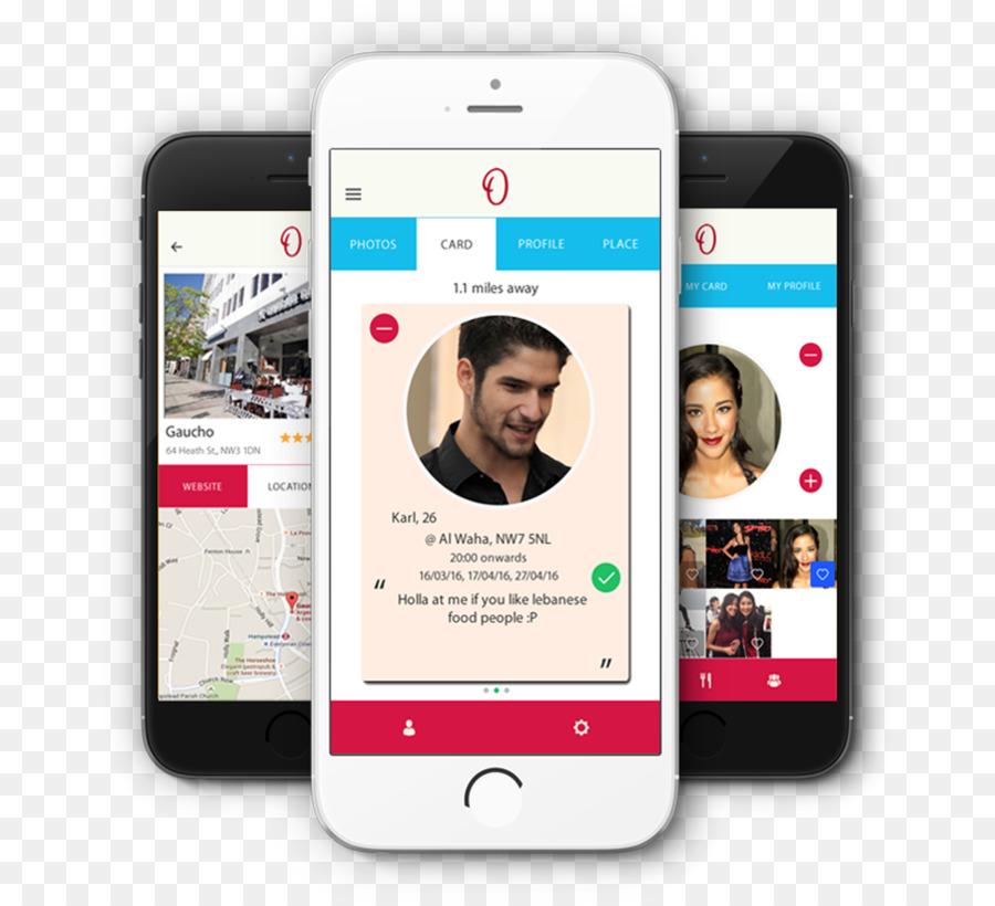 мобильное приложение знакомств на телефон