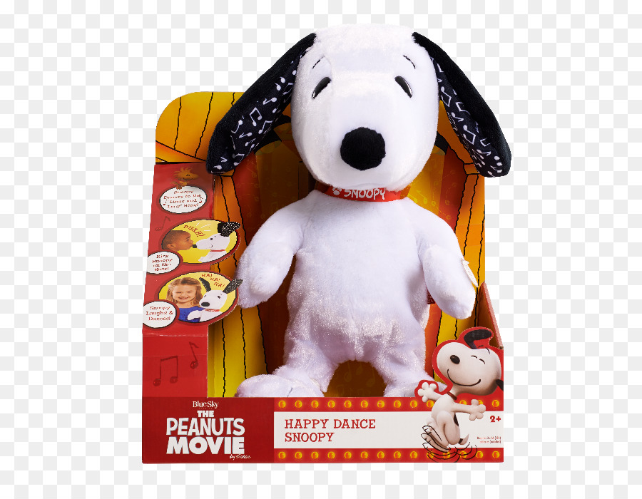 Plush Snoopy Stuffed Animals Cuddly Toys Peanuts Dance Snoopy