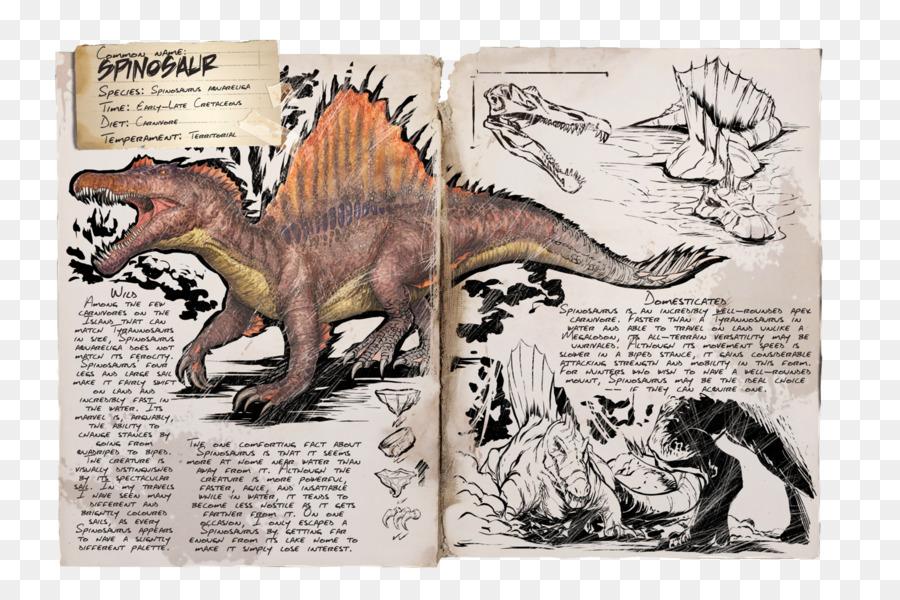 Dinosaurios escort aer ark