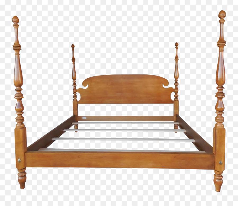 Marco de la cama de la Tabla de la cama con dosel de los Muebles de ...
