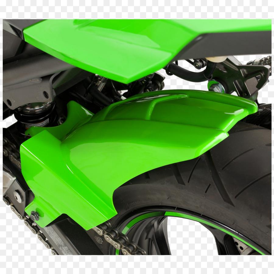 Reifen Motorrad Zubehör Fender Kawasaki Ninja 300 Motorrad Png