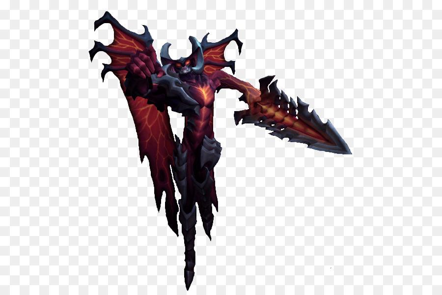 League Of Legends Aatrox Riot Spiele Liga Der Legenden Png