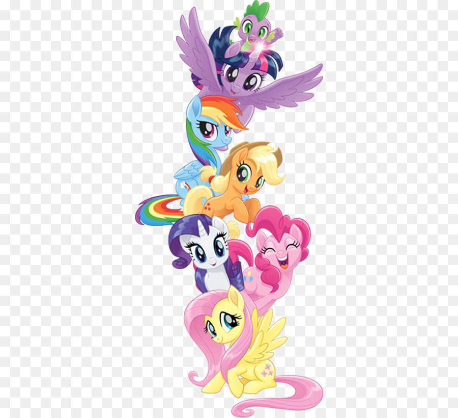 My Little Pony Caballo T-shirt de los Vertebrados - pony del partido ...
