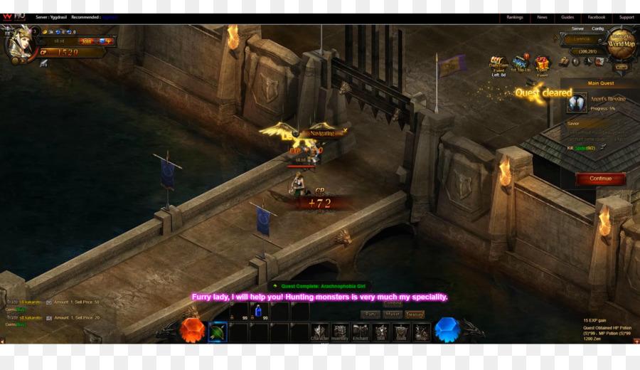 Mu Online Eve Online Video Juego De Pc Del Juego Multijugador Masivo