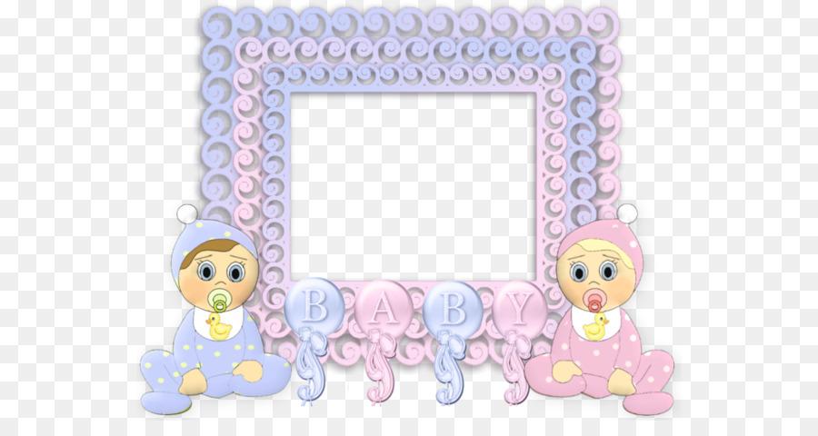 Picture Frames Child Infant - Baby Boy frame png download - 600*463 ...