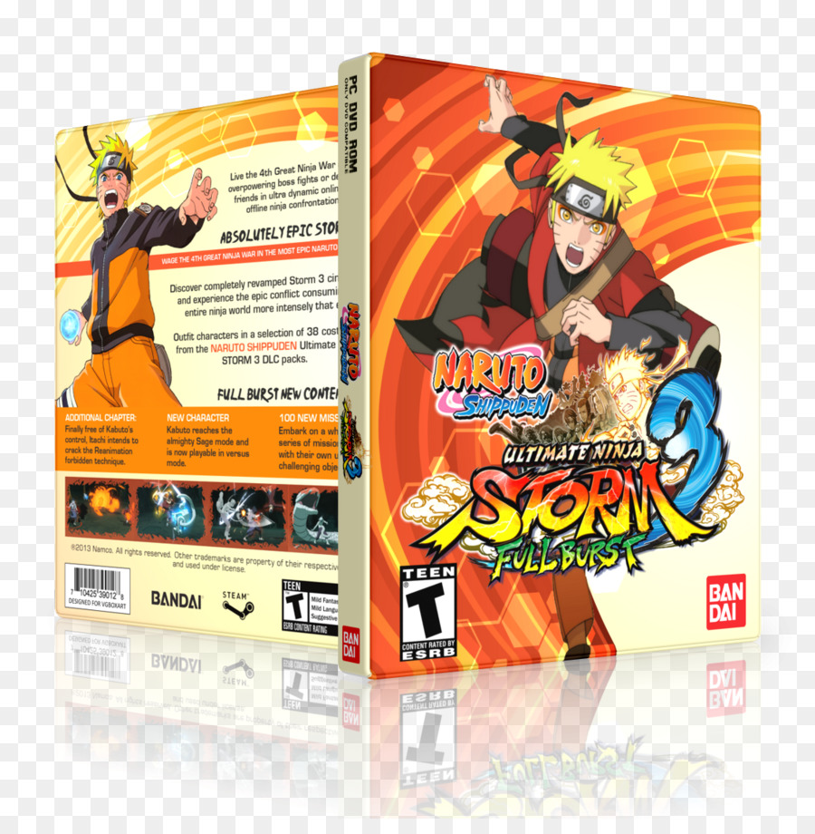 naruto ultimate ninja storm revolution pc download