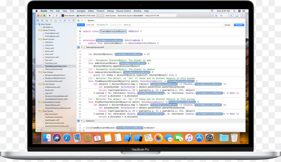 Xcode Text png download - 1600*912 - Free Transparent Xcode png