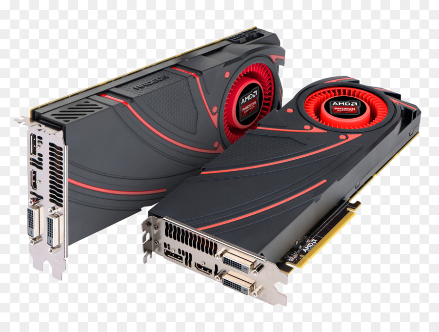 Graphics Cards & Video Adapters AMD Radeon Rx 200 series AMD