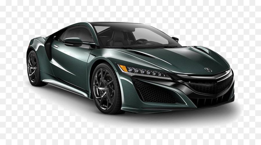 2017 Acura Nsx 2018 Sports Car Png 800 489 Free Transpa