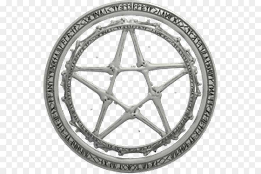 Pentagram Pentacle Witchcraft Symbol Png Download 600600 Free