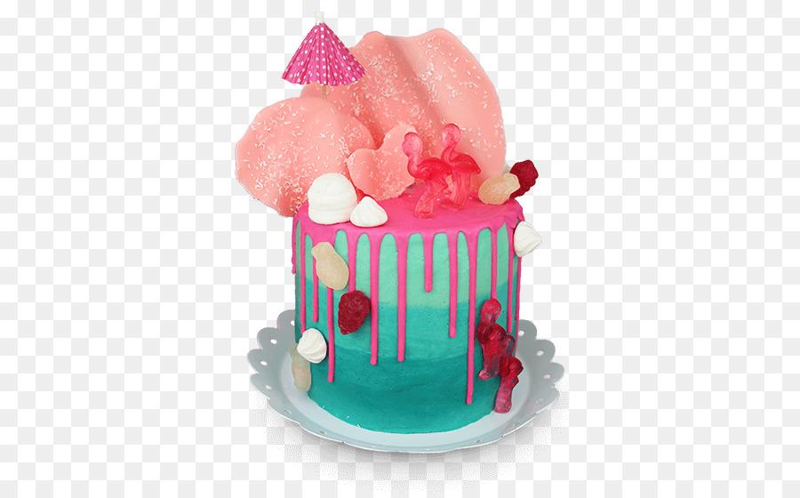 Gummibarchen Torte Geburtstag Kuchen Zucker Kuchen Mit Buttercreme