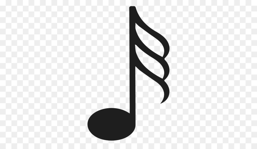 Croche Note De Musique Double Croche Reste De La Tige Note De