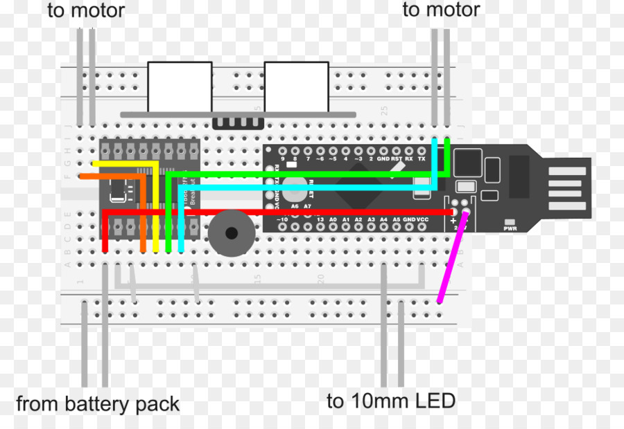Groovy Breadboard Wiring Diagram Electrical Wires Cable Electronic Wiring Digital Resources Funapmognl