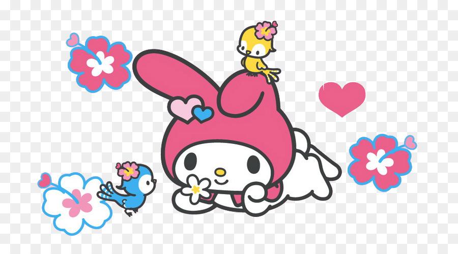 My Melody Hello Kitty Desktop Wallpaper Sanrio