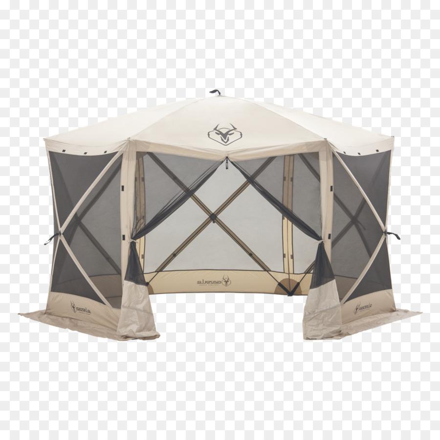 Gazebo Pop up auvent de Jardin Gazelle Camping Hub Tente - Gazelle ...