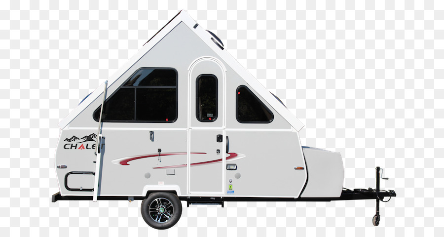 Caravan Campervans Popup camper A-frame - Happy Camper png download ...